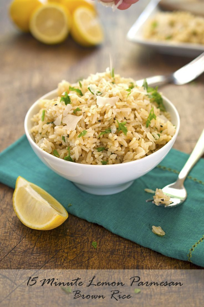 Best 25+ Healthy brown rice recipes ideas on Pinterest ...