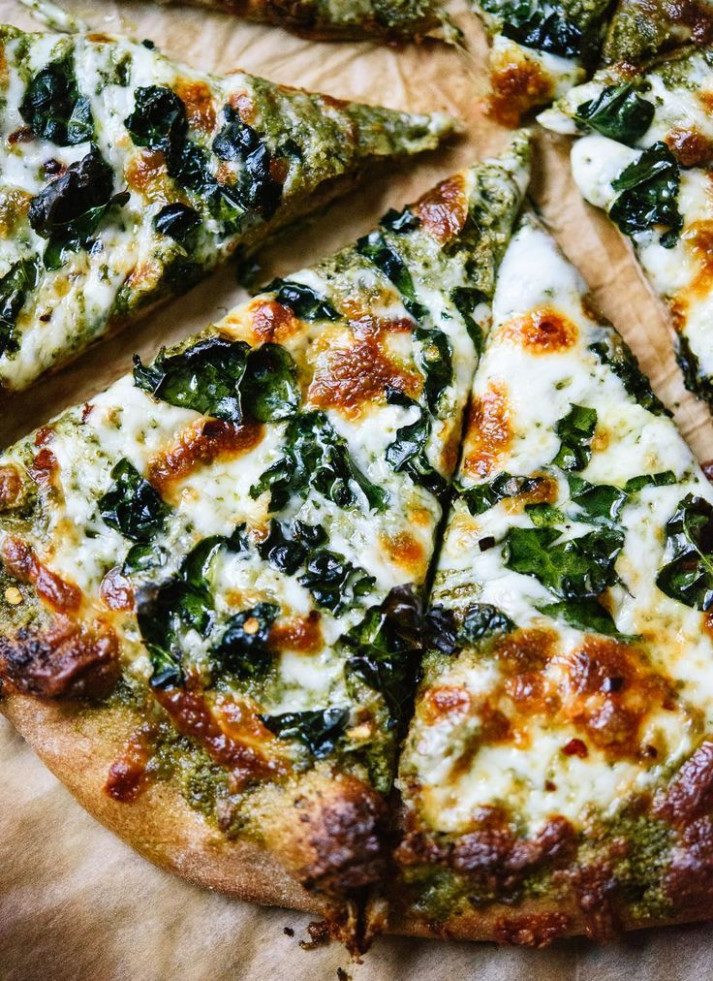 Best 25+ Healthy homemade pizza ideas on Pinterest ...