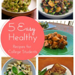 Best 25+ Healthy Student Recipes Ideas On Pinterest | Easy …