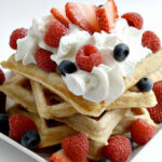 Best 25+ Healthy Waffle Recipes Ideas On Pinterest …