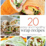 Best 25+ Healthy Wrap Recipes Ideas On Pinterest | Chicken …