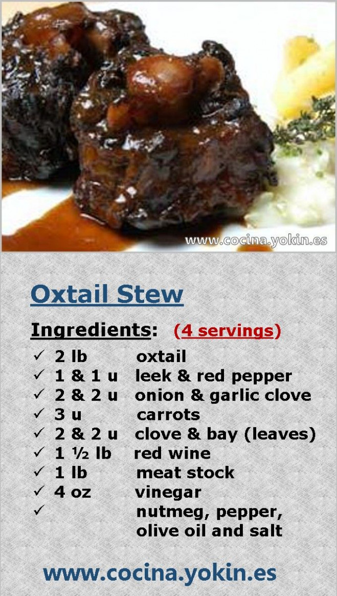 Best 25+ Jamaican oxtail ideas on Pinterest | Oxtail stew ...