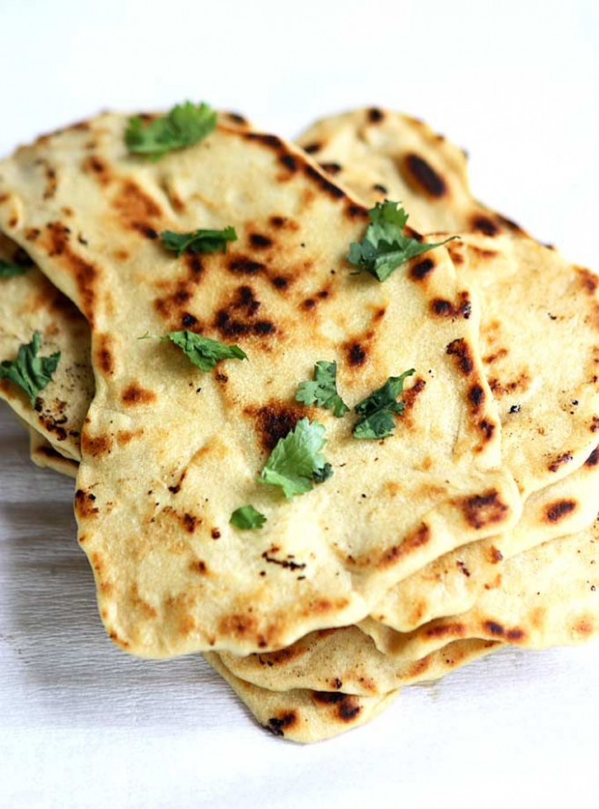 Best 25+ Naan bread recipes ideas on Pinterest | Indian ...