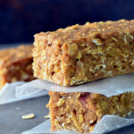 Best 25+ Oatmeal Breakfast Bars Ideas On Pinterest …
