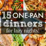 Best 25+ One Pan Dinner Ideas On Pinterest | One Pan …