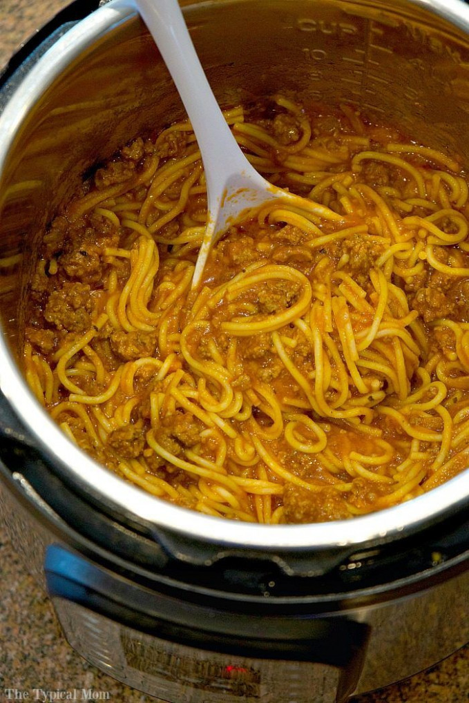 Best 25+ Pressure Cooker Spaghetti Ideas On Pinterest …