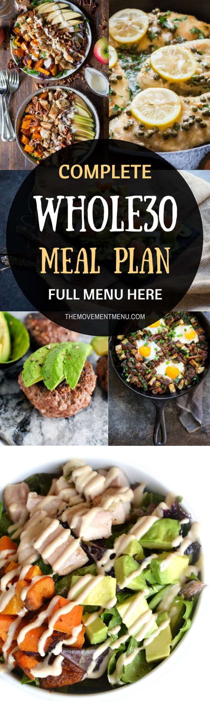 Best 25+ Whole 30 meal plan ideas on Pinterest | Whole30 ...