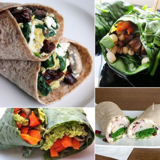 Best 25+ Wrap recipes ideas on Pinterest | Healthy wrap ...