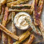 Best 25+ Zucchini Fries Ideas On Pinterest | Vegan …