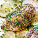 Best Baked Lemon Pepper Chicken