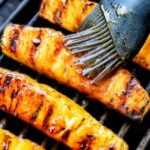 BEST Caramelized Grilled Pineapple With Brown Sugar Orange …