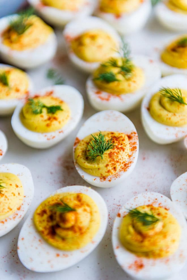 Best Deviled Egg Recipe With Worcestershire Sauce | Dandk ...