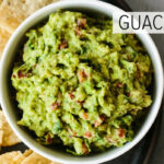 BEST EVER GUACAMOLE | Easy, Fresh, Homemade Guacamole …