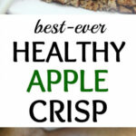 Best Ever Healthy Apple Crisp | Recipe | Vanilla Ice Cream …