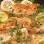 Best Lemon Garlic Chicken