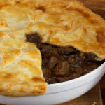 Best Of British Food – Steak And Kidney Pie Or Pudding