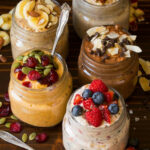 BEST Overnight Oats Five Delicious Ways! - Cooking Classy