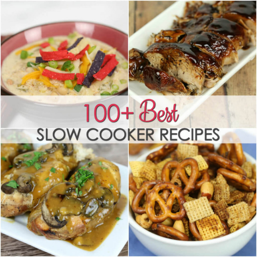 Best Slow Cooker Recipes Of All Time | It Is A Keeper