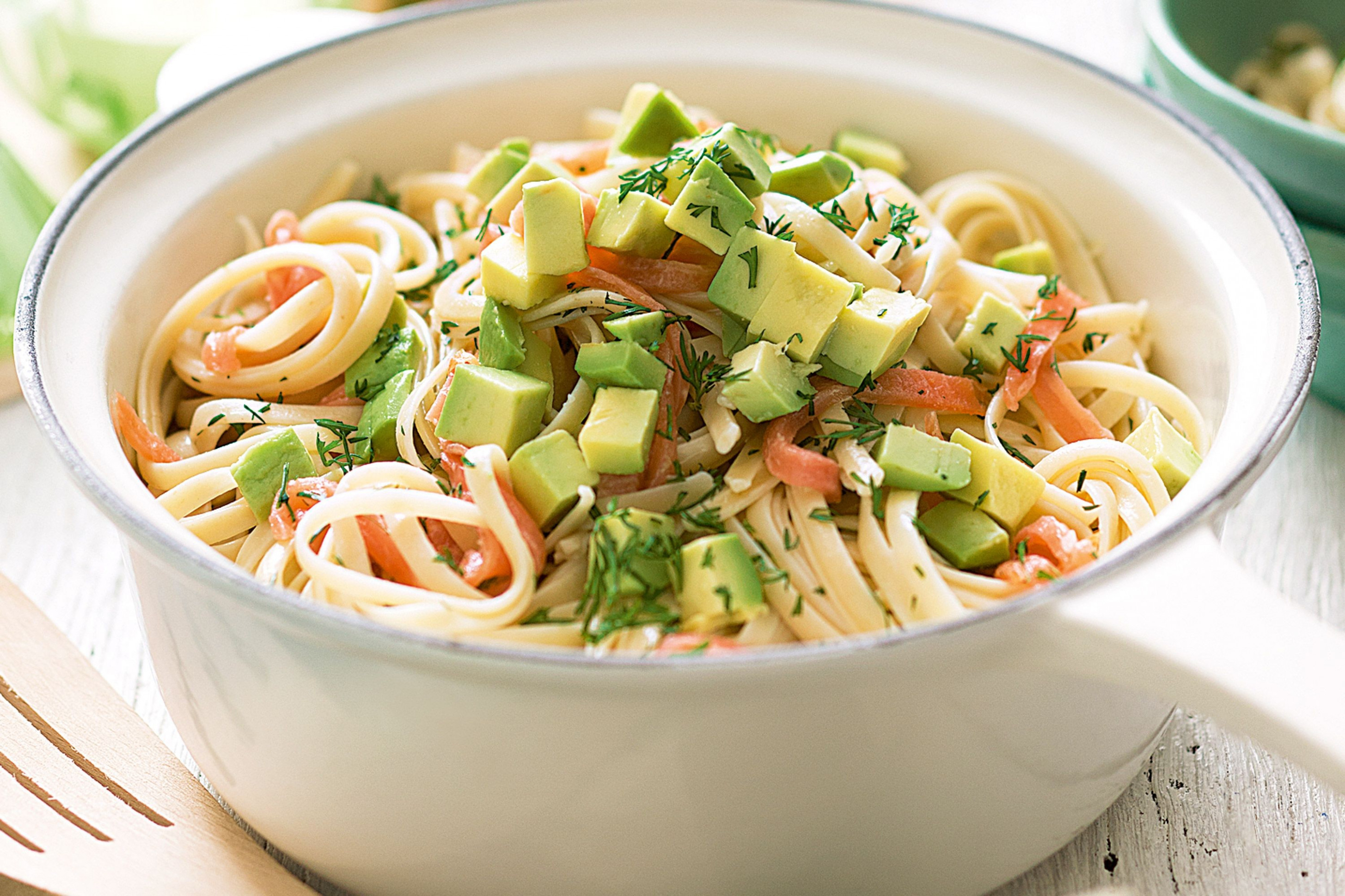 best smoked salmon pasta recipe