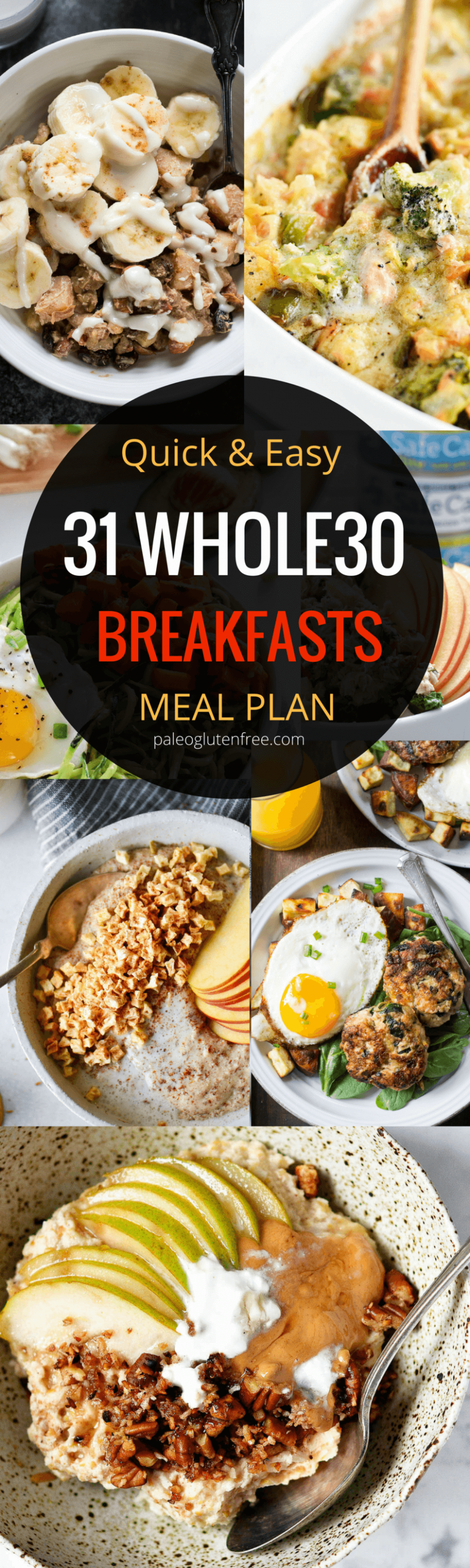 Best whole30 breakfast recipes all in one place. 31 days ...