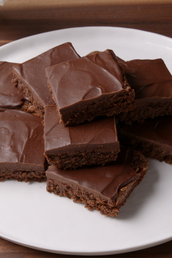 Best Zucchini Brownies Recipe - How to Make Zucchini Brownies