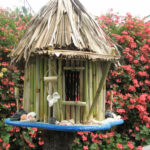 Bird House – Top Easy Backyard Garden Decor Design Project …