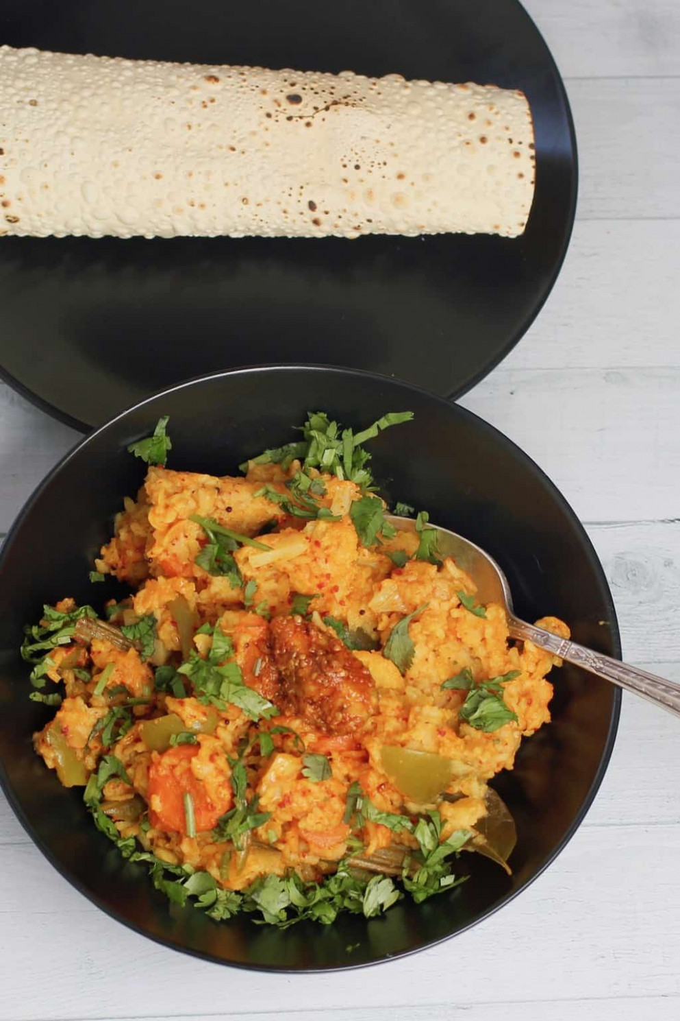 Bisi Bele Bhath - Instant Pot - Ministry of Curry