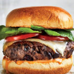Black Bean Burgers With Comeback Sauce Recipe