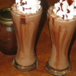 Blended Mocha Cappuccino That's Healthy And Refreshing