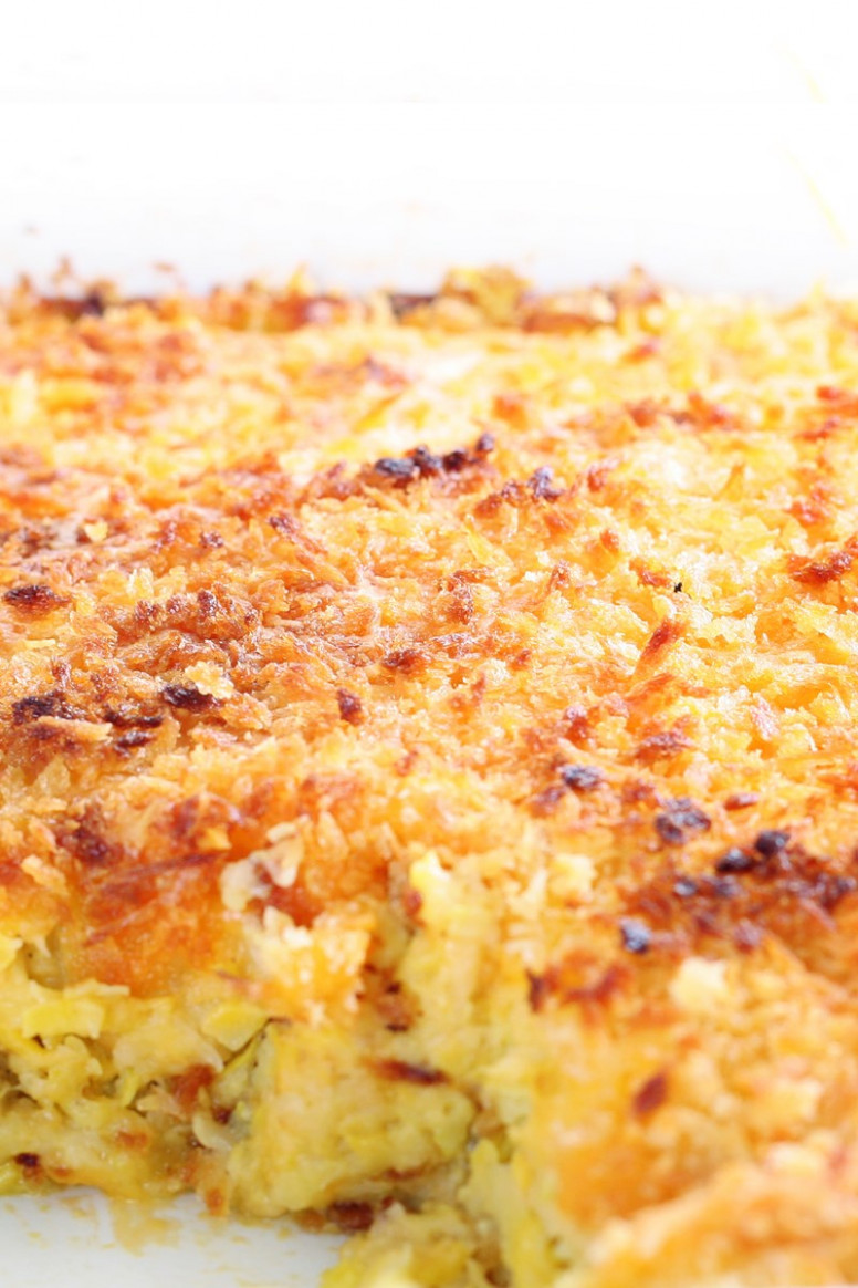 Boston Market Squash Casserole Copycat | KitchMe