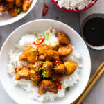 Bourbon Chicken Recipe (Sweet & Spicy) – The Cookie Rookie …