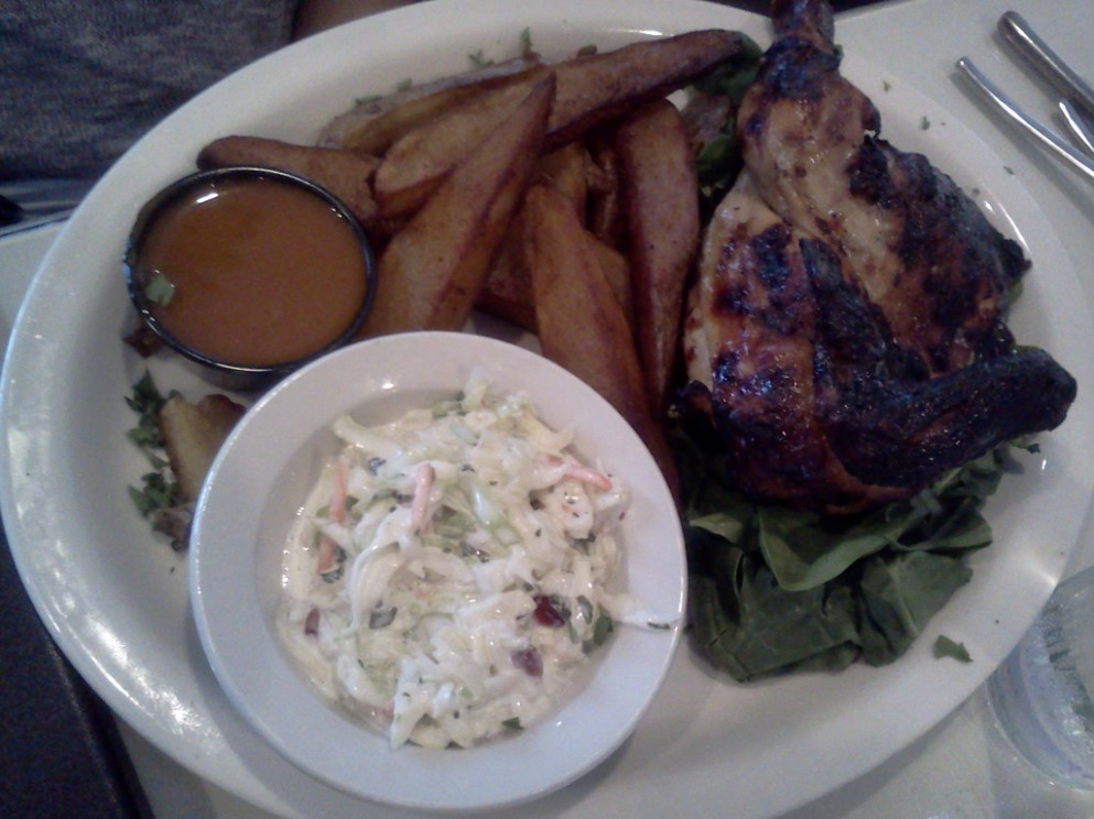 Brazilian-Chicken-Home Fries-Creamy-Coleslaw-Normans-Bistro