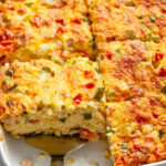 Breakfast Casserole With Bacon Or Sausage – Cafe Delites