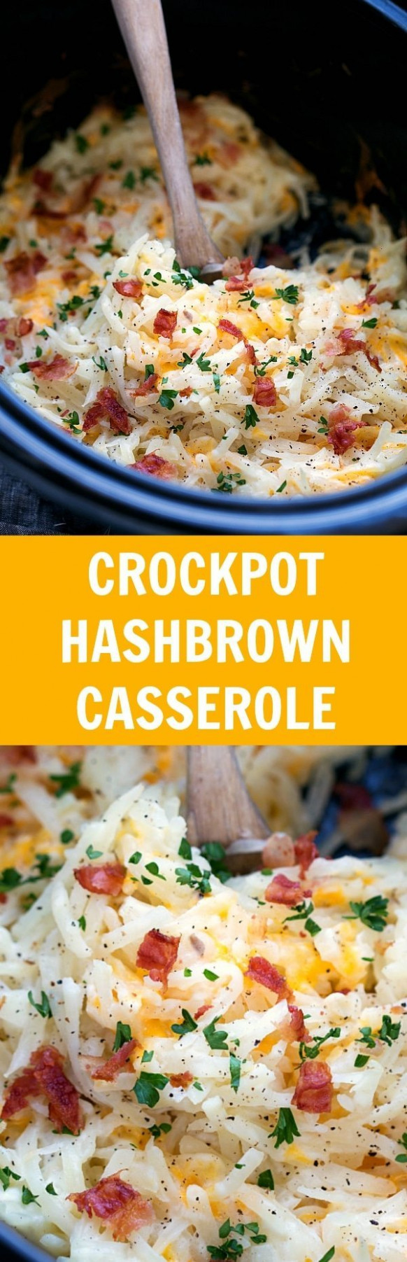 Breakfast Casserole With Cream Of Mushroom Soup And Hash …