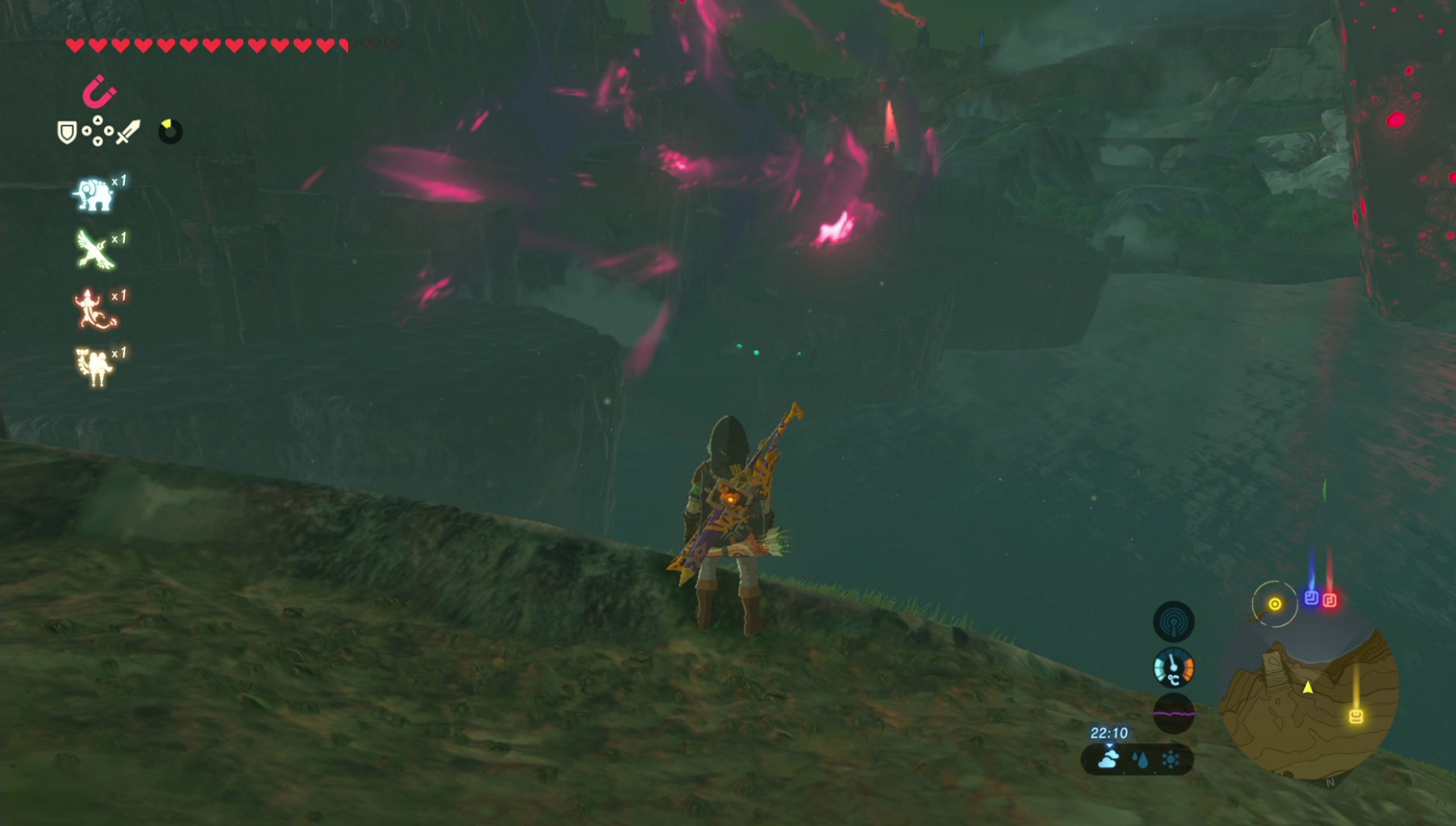 Breath of the Wild' Gemstones Guide: What To Keep, When To ...