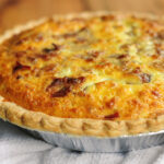 Brie And Bacon Quiche | Tasty Kitchen Blog