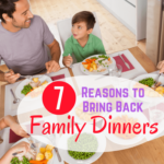 Bring Dinner Back: 7 Reasons To Reinstate The Family Meal …
