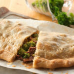 Broccoli Beef Calzone Pies Recipe From Pillsbury