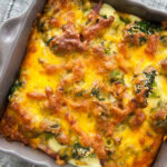 Broccoli Cheese Casserole Best. EVER. | SimplyRecipes