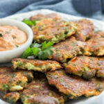 Broccoli Fritters With Cheddar Cheese (Easy, Low Carb …