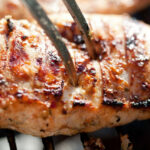 Broiled Yogurt Ginger Chicken Breasts Recipe — Dishmaps