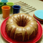 Brown Sugar Pound Cake For Dessert