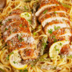 Bruschetta Chicken Pasta Delish