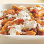 Buffalo Chicken Casserole recipe from Betty Crocker