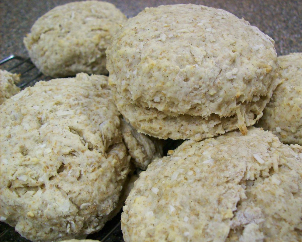 Butter Less Biscuits