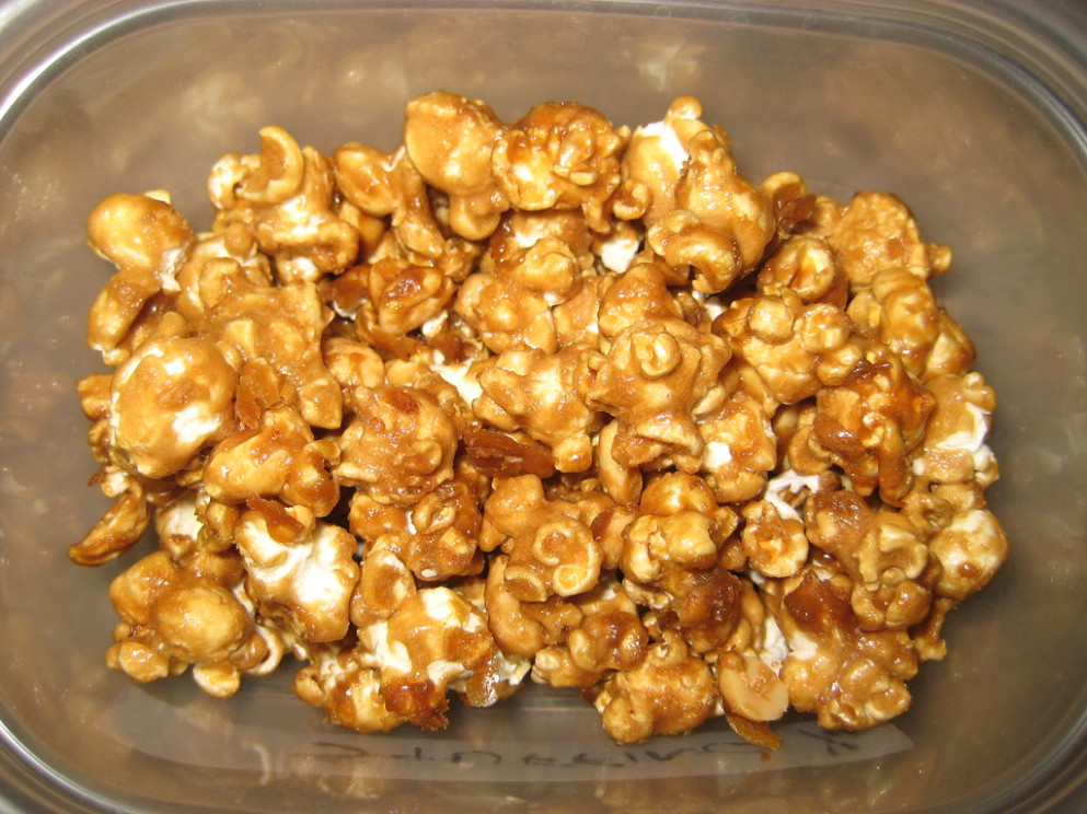 Butter Toffee Popcorn Recipe To Die For!