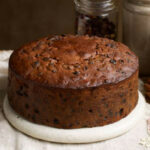 Buttered Rum Christmas Cake Recipe | BBC Good Food