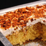 Butterfinger Cake Recipe 15 | Just A Pinch Recipes