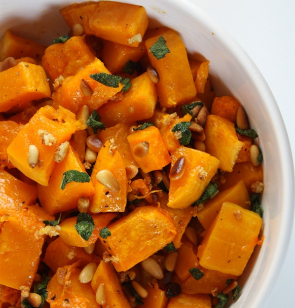 butternut squash recipes roasted