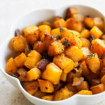 Butternut Squash with Browned Butter and Thyme Recipe ...